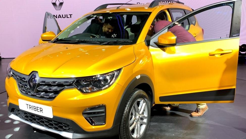 MPV 7 chỗ giá rẻ Renault Triber chính thức trình làng