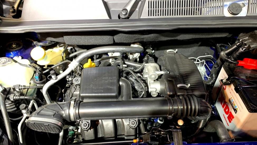 Động cơ của Renault Triber