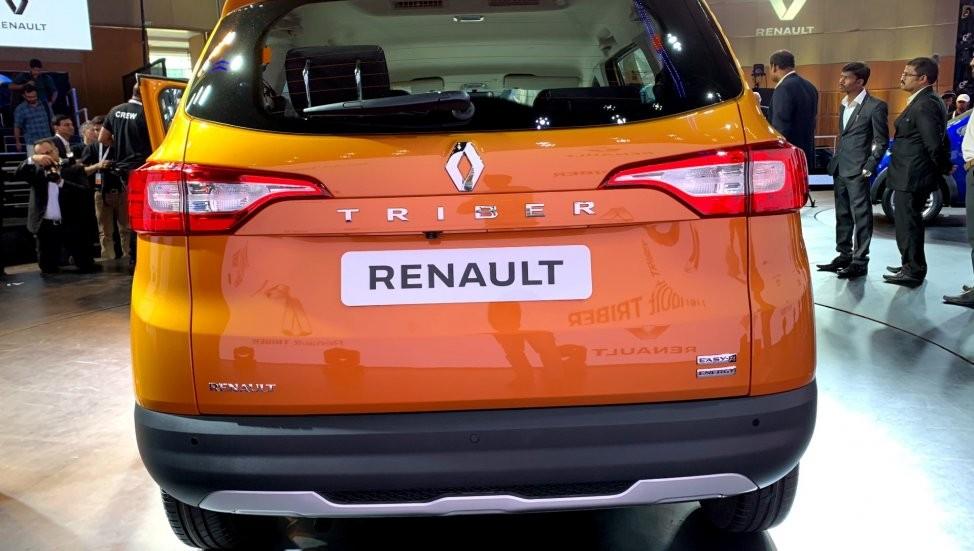 Là MPV giá rẻ nhưng Renault Triber được gọi là hatchback cao cấp