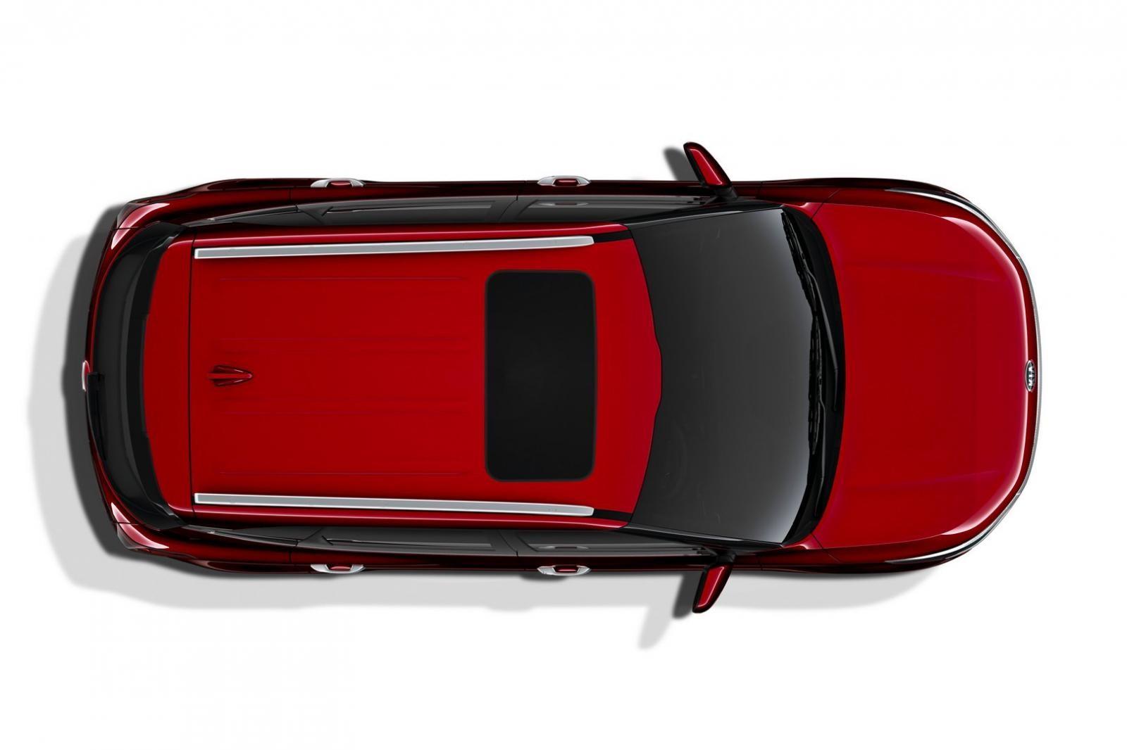 Kia Seltos 2020 bản cao cấp sẽ có cửa sổ trời