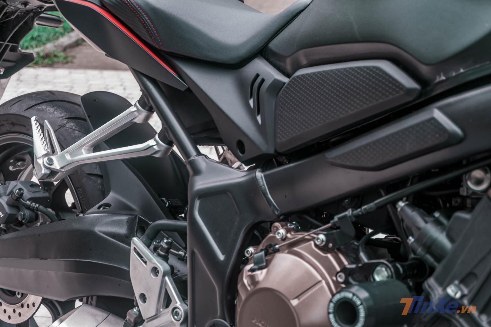 Honda CBR650R 2019 mang vẻ đẹp hoàn mỹ và cố máy đỉnh cao
