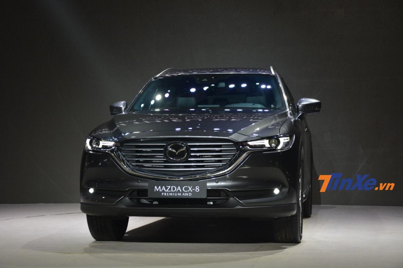 Đầu xe Mazda CX8