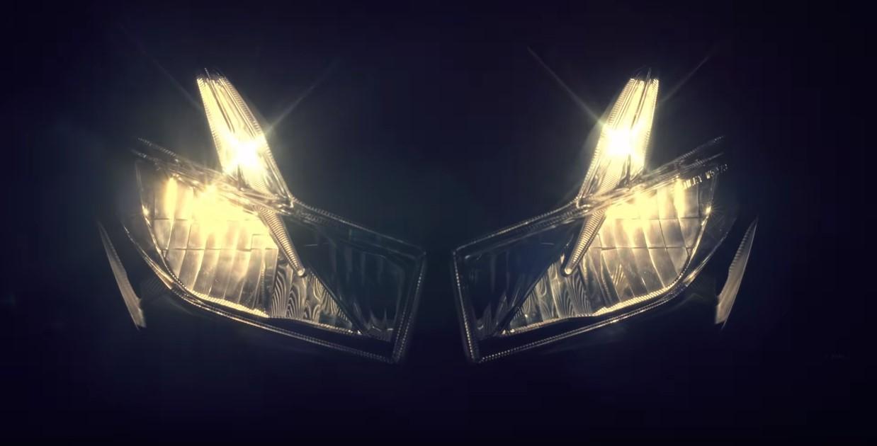 Đèn pha mẫu xe mới của Honda