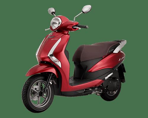 Yamaha Latte màu Đỏ