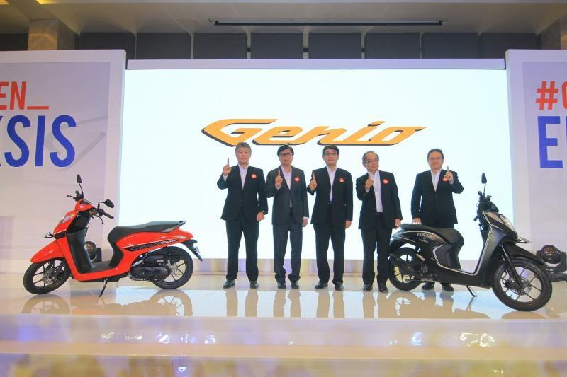 Honda ra mắt mẫu xe tay ga mới tại thị trường Indonesia