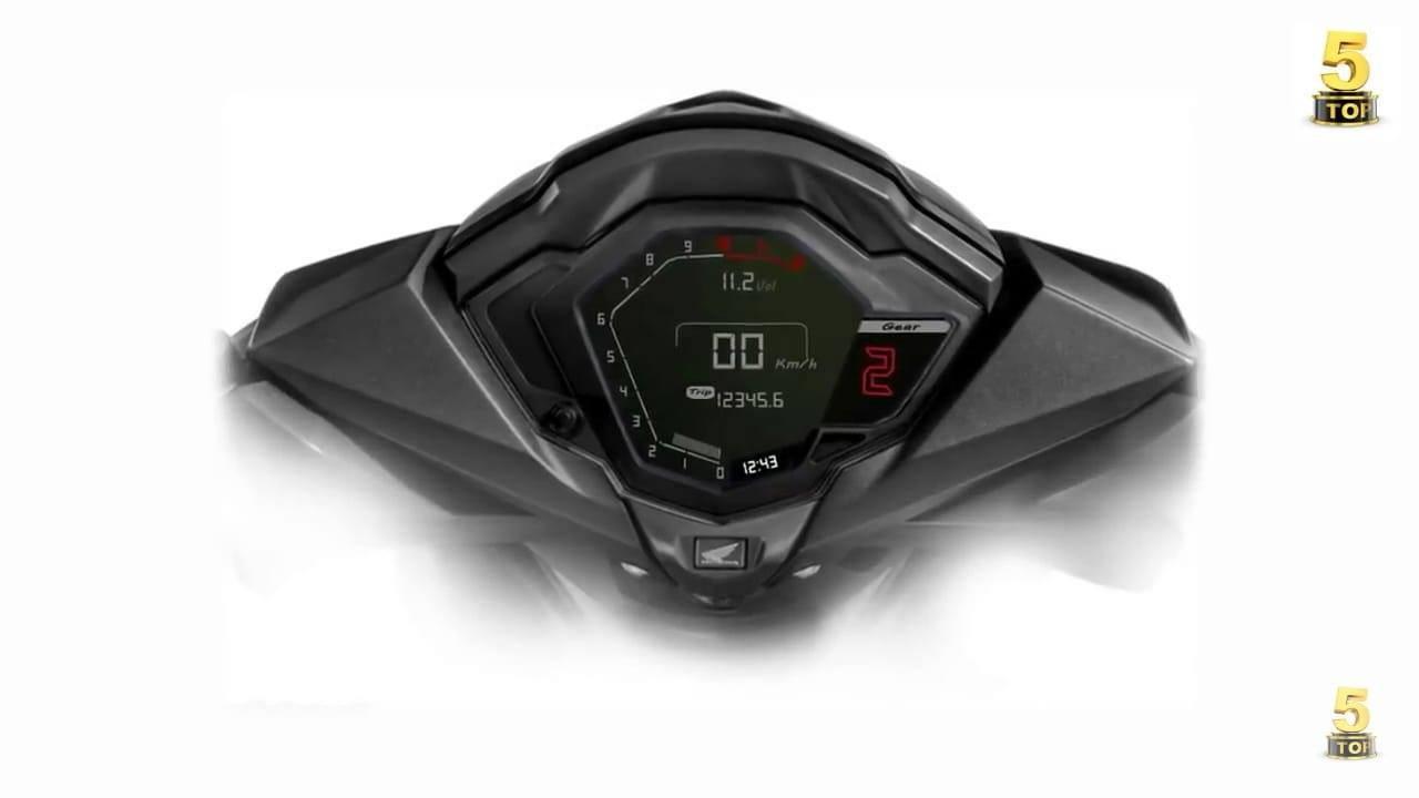 Hình ảnh dự đoán khối đồng hồ mới của Honda Winner X 2019