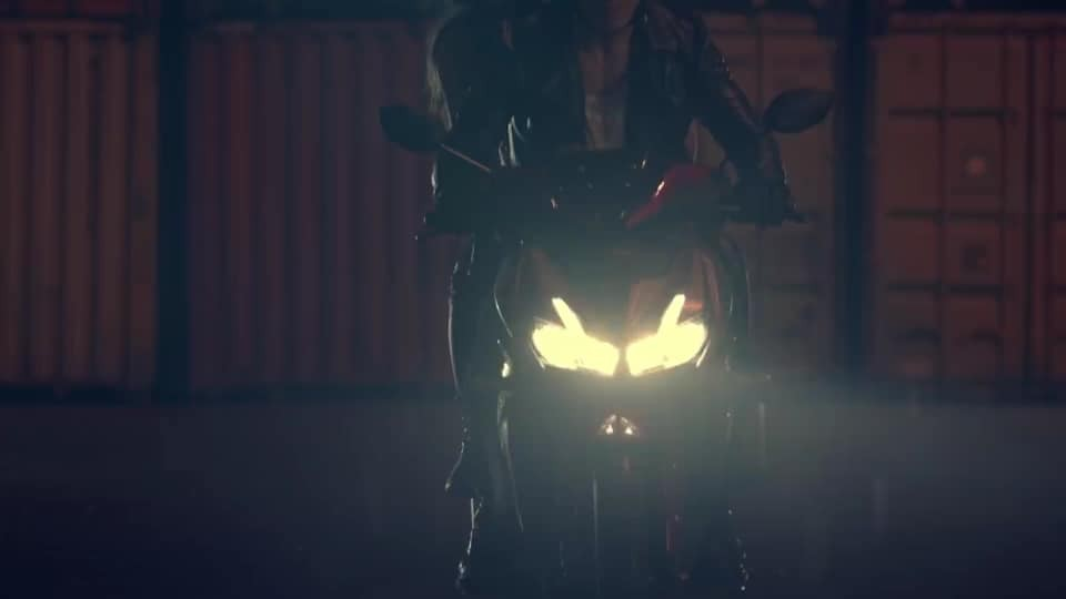 Hình ảnh trong đoạn video clip về đầu đèn hoàn toàn mới của Honda Winner X 2019 được nhiều người đánh giá giống với những chiếc xe tay ga