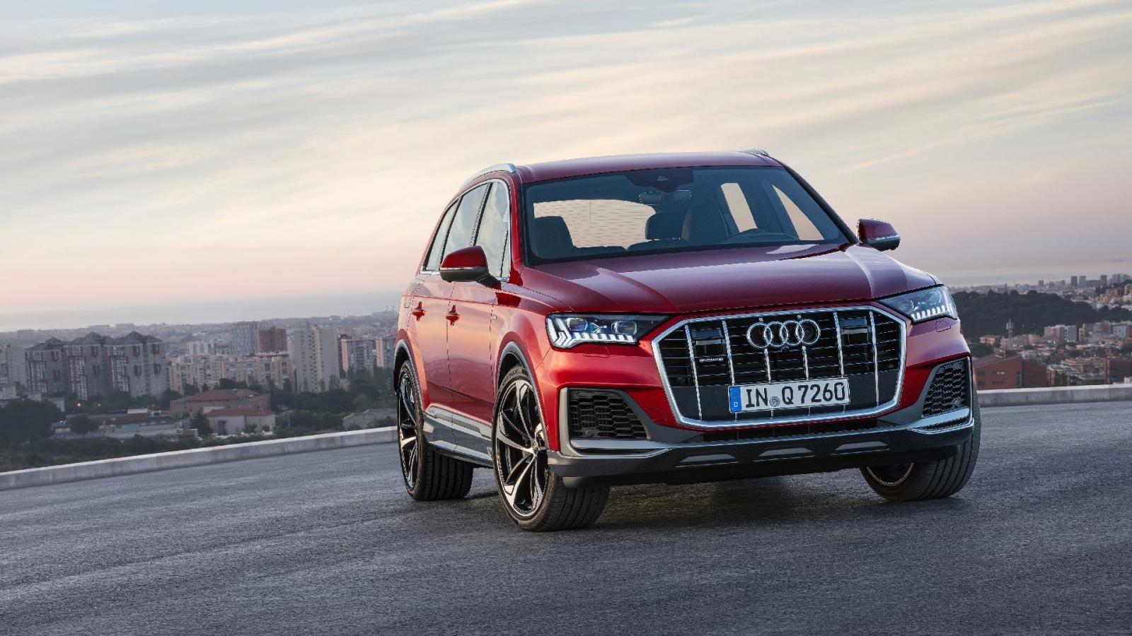 Hiện giá xe Audi Q7 2020 vẫn chưa được công bố