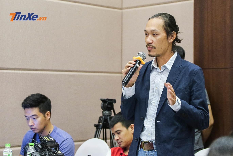 Anh Dương Quang – đại diện của đội đua Racing AKA