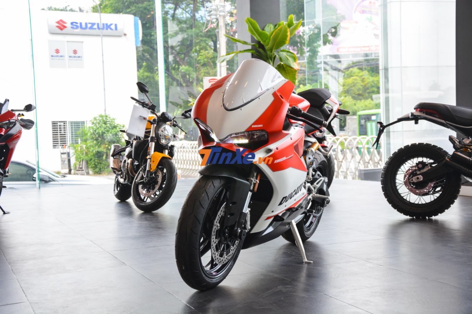 Ducati 959 Panigale Corse là phiên bản đặc biệt của Ducati 959 Panigale