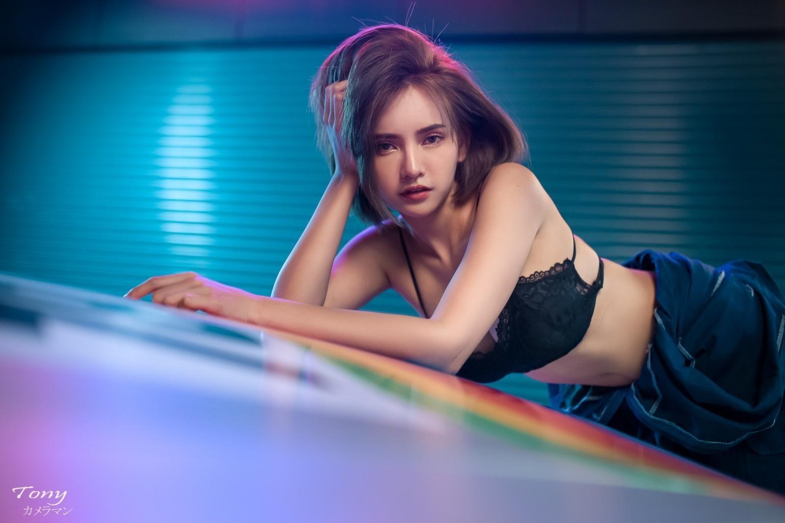 Chết mê trước vẻ đẹp không tì vết của người mẫu Thái Lan Sutasinee Siriruke - 3