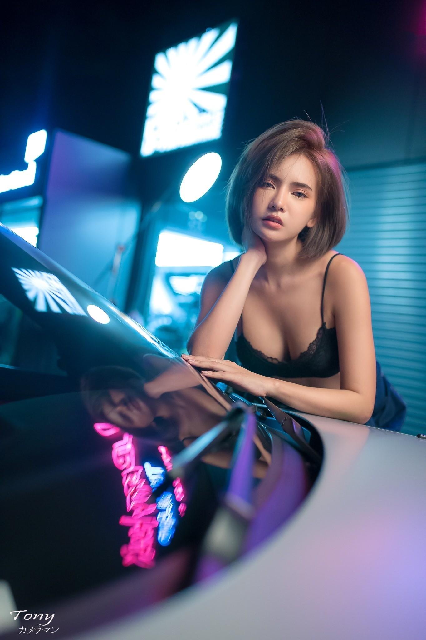 Chết mê trước vẻ đẹp không tì vết của người mẫu Thái Lan Sutasinee Siriruke - 2