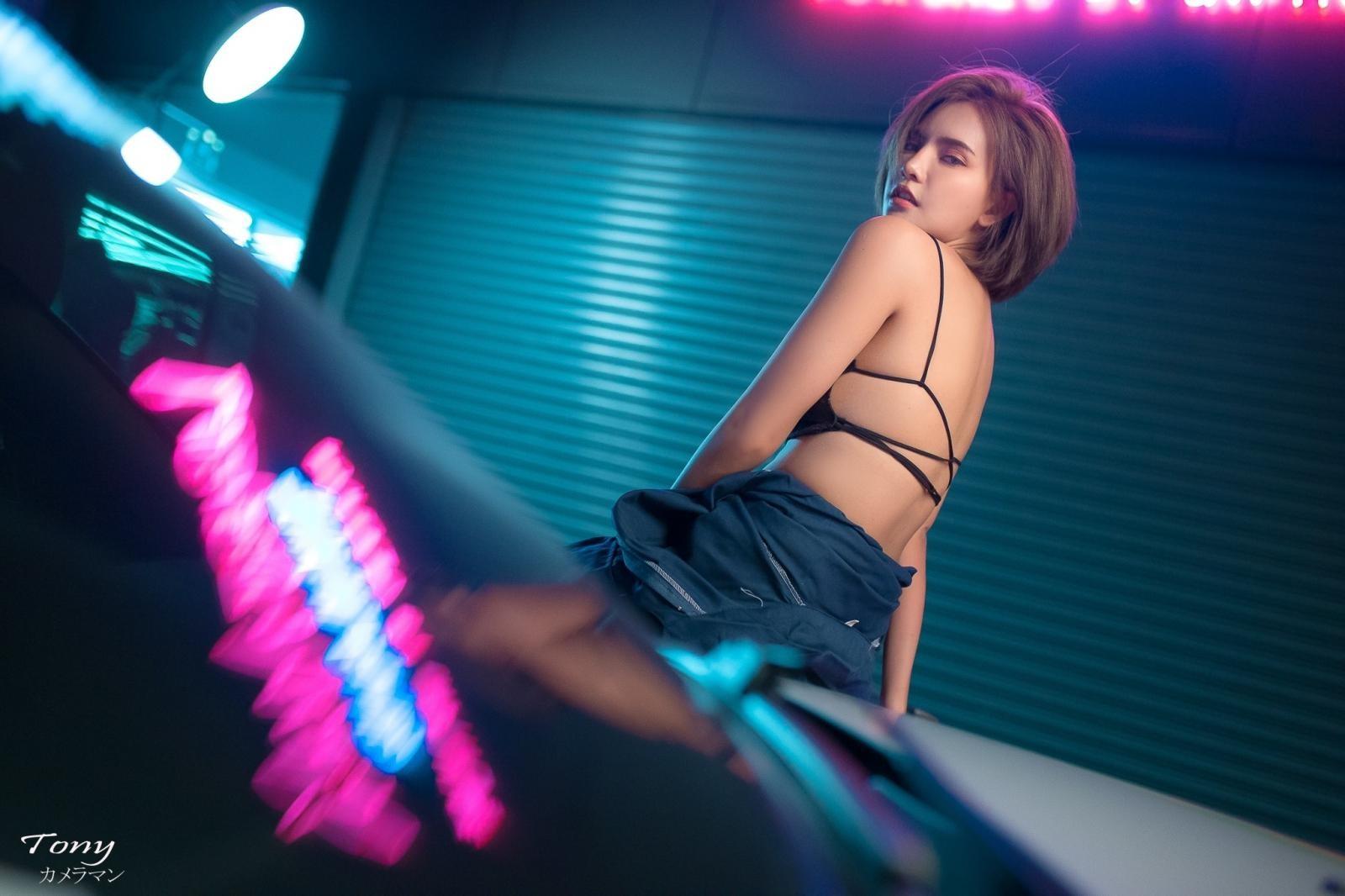Chết mê trước vẻ đẹp không tì vết của người mẫu Thái Lan Sutasinee Siriruke - 12