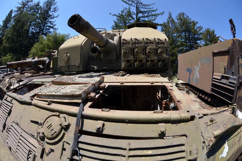 Các mẫu xe trong bộ sưu tập đều hoạt động tốt, trừ các xe tăng trang bị pháo cỡ lớn