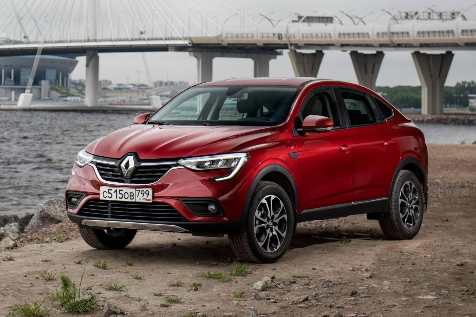 Tuy là xe giá rẻ nhưng Renault Arkana 2019 được trang bị không tồi
