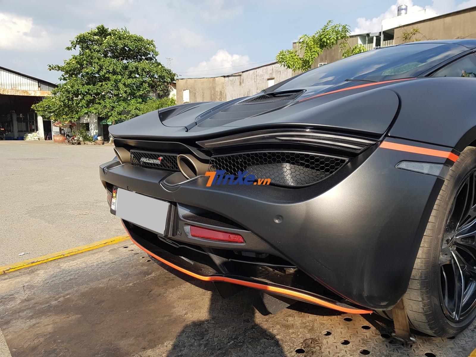McLaren 720S có thời gian tăng tốc từ 0-100 km/h tương đương siêu xe <a class=