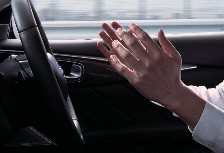 Nissan Skyline 2019 có công nghệ lái bán tự động mới