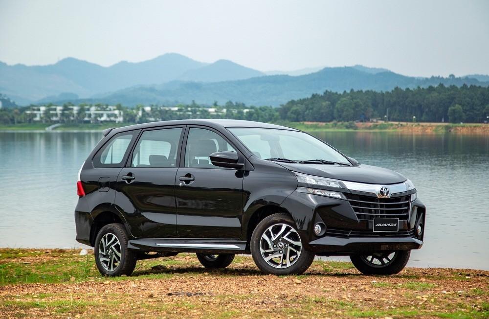 Toyota Avanza 2019 chủ yếu được thay thay đổi ở thiết kế ngoại thất với nhiều chi tiết kế thừa từ đàn anh Toyota Alphard hay Vellfire
