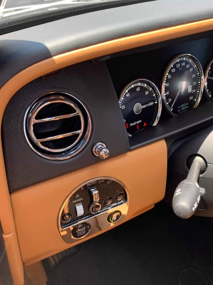 Rolls-Royce Cullinan được trang bị động cơ V12