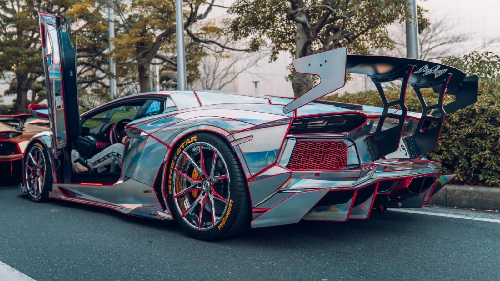 Rớt hàm trước những chiếc xế độ điên rồ nhất Tokyo Auto Salon 2020 - 30