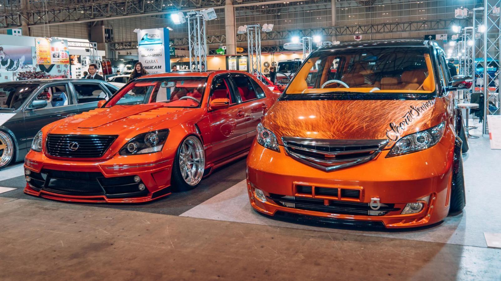 Rớt hàm trước những chiếc xế độ điên rồ nhất Tokyo Auto Salon 2020 - 29