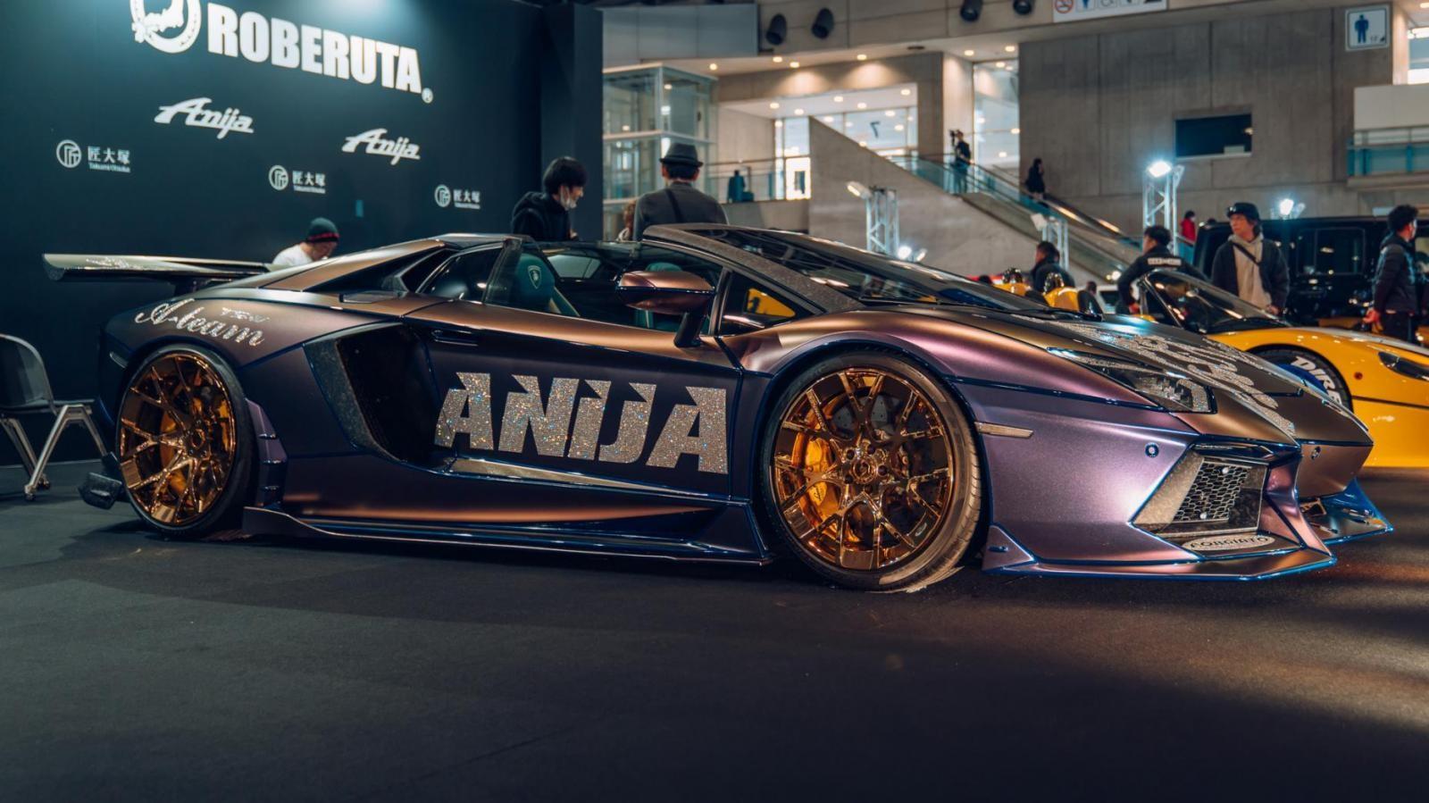 Rớt hàm trước những chiếc xế độ điên rồ nhất Tokyo Auto Salon 2020 - 10