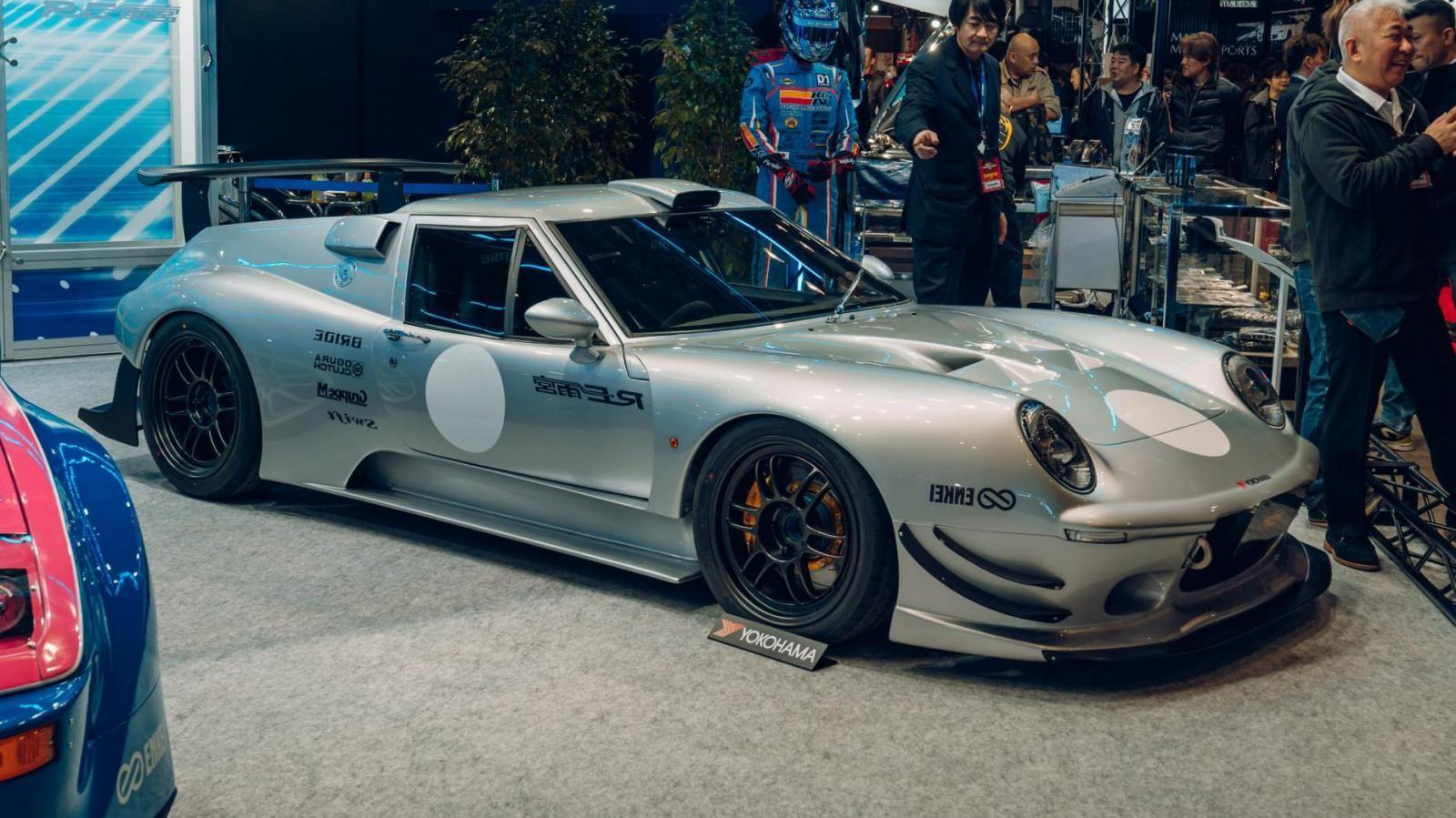Rớt hàm trước những chiếc xế độ điên rồ nhất Tokyo Auto Salon 2020 - 26