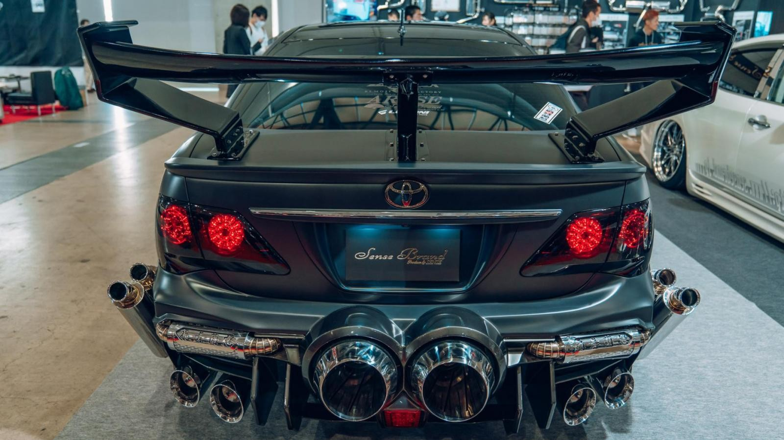 Rớt hàm trước những chiếc xế độ điên rồ nhất Tokyo Auto Salon 2020 - 5
