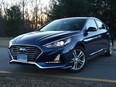 Đánh giá nhanh Hyundai Sonata 2018: Nội thất rộng rãi, cảm giác lái thụt lùi