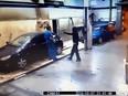 Trộm xe bất thành và cái kết hài hước