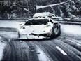 "Lamborghini Gallardo LP560 ""phá tan"" băng tuyết"