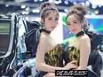 Những thiên thần nóng bỏng của Hyundai ở triển lãm Bangkok 2018