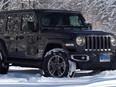 Đánh giá nhanh ngoại thất và nội thất của Jeep Wrangler 2018