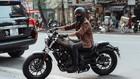 Video: Trải nghiệm Honda Rebel 500 2020 trên đường phố Hà Nội