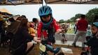 """Video: Xem các cháu nhi đồng đua xe thăng bằng off-road với tốc độ """"kinh hoàng"""" tại Hà Nội"""