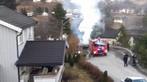 Xe cứu hỏa chữa cháy cho xe hơi