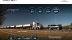 Land Rover Discovery 2018 mạnh mẽ kéo đoàn rơ-mooc 100 tấn