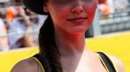 Lần cuối nhìn lại những bức ảnh đẹp nhất về dàn người mẫu đường đua F1 2017 - 7