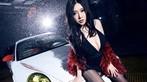 Mát mắt cùng người mẫu diện váy xẻ ngực sâu gợi cảm bên siêu xe Porsche 911 GT3 RS - 6