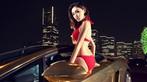 "Người mẫu diện bikini đỏ gợi cảm bên siêu xe Lamborghini Gallardo LP560-4 ""Kim Ngưu"" - 4"