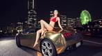 "Người mẫu diện bikini đỏ gợi cảm bên siêu xe Lamborghini Gallardo LP560-4 ""Kim Ngưu"" - 8"