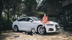 Audi A5 Sportback khác lạ trong ngôi nhà gỗ bên rừng - 1