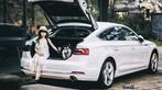 Audi A5 Sportback khác lạ trong ngôi nhà gỗ bên rừng - 6