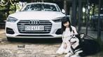 Audi A5 Sportback khác lạ trong ngôi nhà gỗ bên rừng - 3