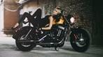 Cô nàng lả lơi bên Harley-Davidson - 5