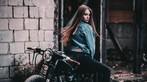 Xế độ Ural 1958 cá tính bên cô nàng xinh đẹp - 10