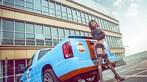 Người đẹp Nhan Đan khoe thân hình bốc lửa bên bán tải Dodge Ram SRT-10 - 10