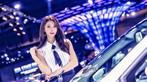 Ngất ngây với người mẫu Hàn Quốc đẹp như tiên tại triển lãm ô tô Busan 2018 - 24