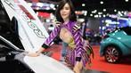 """Ngắm các """"bóng hồng"""" Thái Lan xinh tươi mơn mởn tại Bangkok Auto Salon 2018 - 23"""