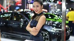 """Ngắm các """"bóng hồng"""" Thái Lan xinh tươi mơn mởn tại Bangkok Auto Salon 2018 - 16"""